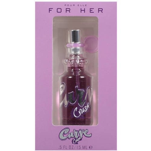 Curve Crush Eau de Toilette Spray for Women, 0.5 fl oz