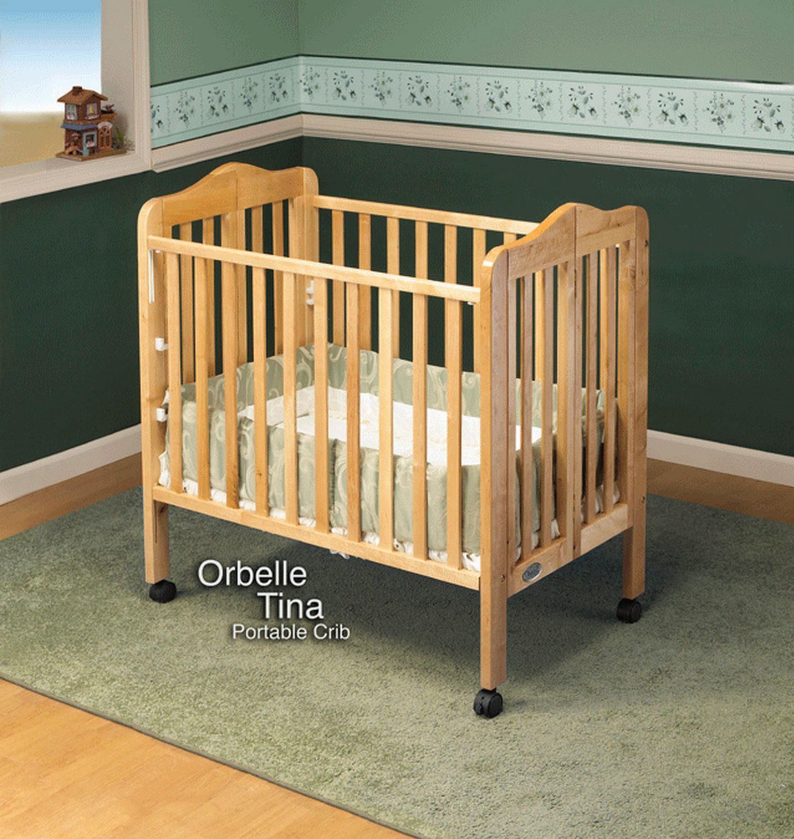 Tina Noa Portable Crib-Color:Natural by Orbelle