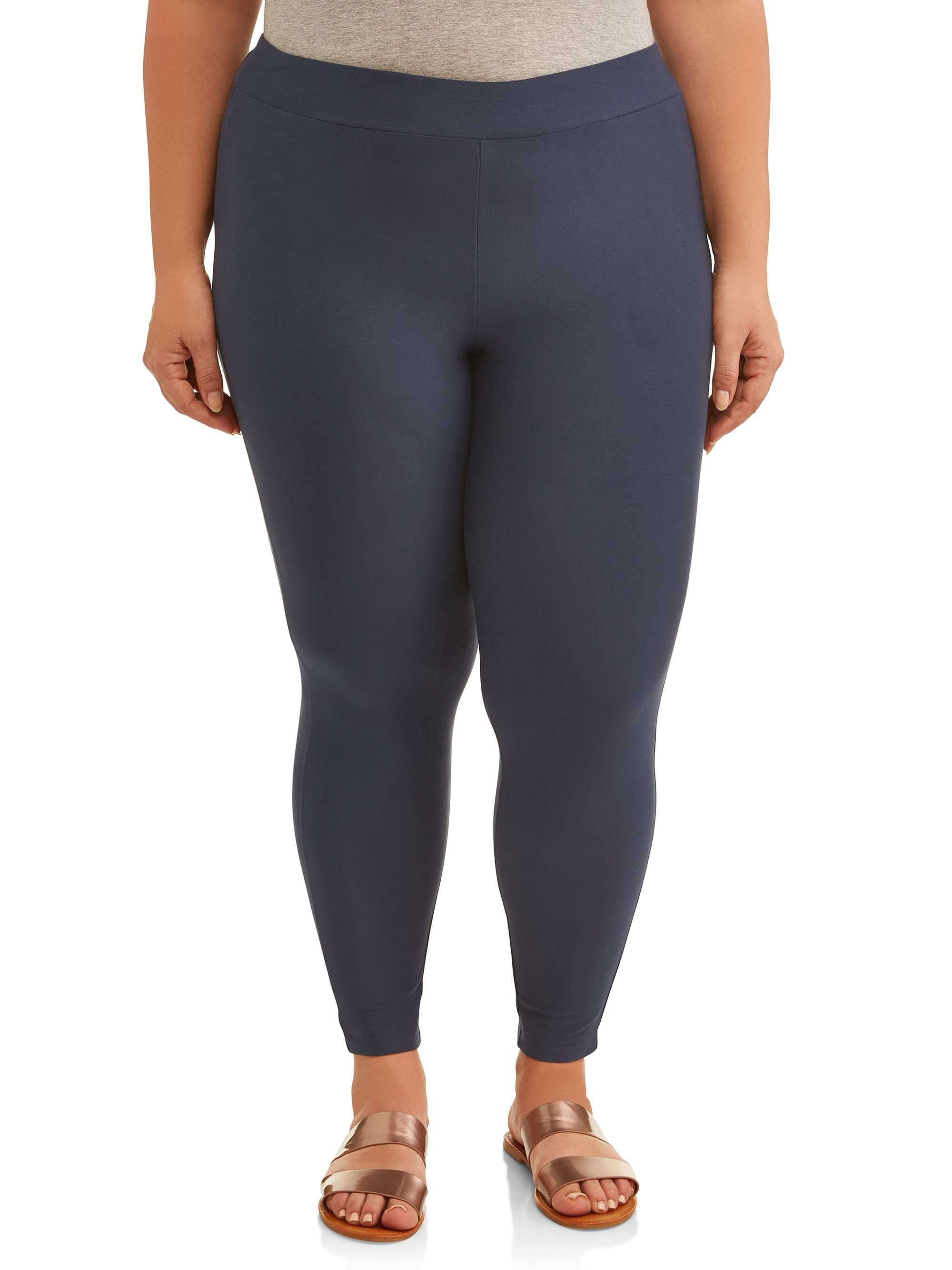 Women's Plus Size Super Soft Full Length Legging