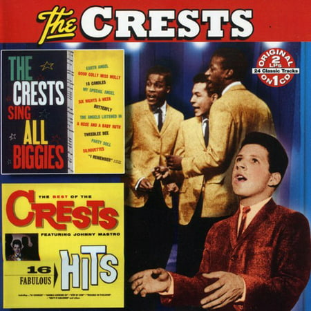 Sing All Biggies/The Best Of The Crests
