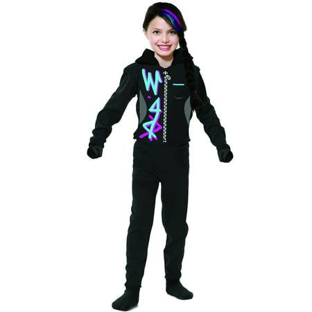 Wild Child Child Costume (Girl Gone Wild Halloween Costume)