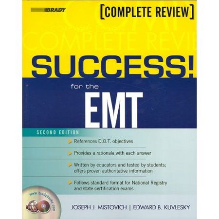 Success! for the Emt: Complete Review