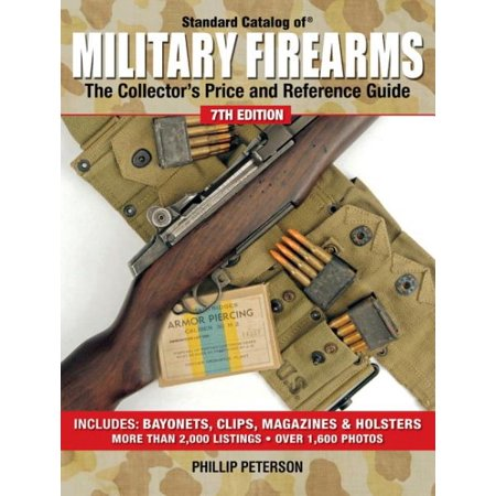 Brochure Catalog Guide - Standard Catalog of Military Firearms : The Collector's Price and Reference Guide