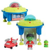Ryan's World Galaxy Explorers Mini UFO Surprise, Figure and Vehicle Set, Assortment, Styles May Vary