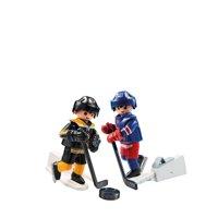 PLAYMOBIL NHL Rivalry Series - Boston Bruins vs. New York Rangers