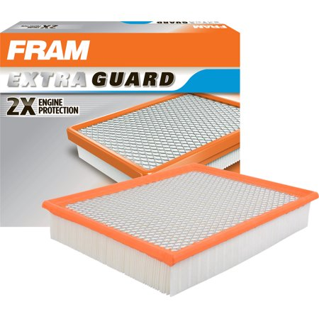 FRAM Extra Guard Air Filter, CA8755A (Best Car Air Filter Review)
