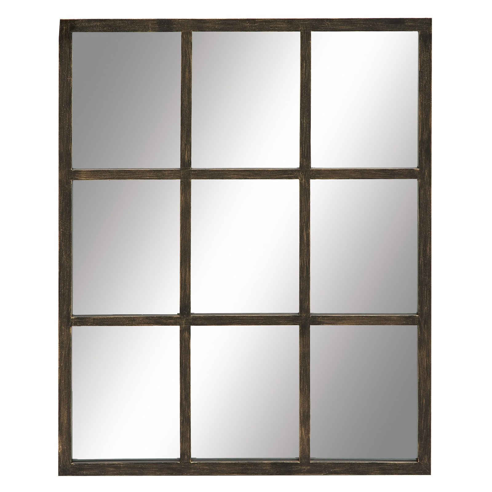 Studio 350 Traditional Square Mirror by Overstock