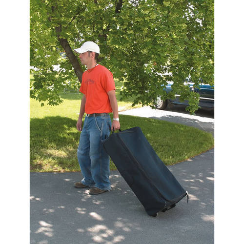 Camp Chef Rolling Carry Bag For Double Burner Stoves