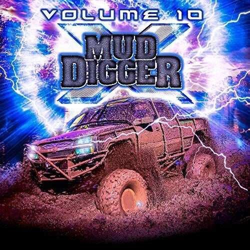 Mud Digger - Mud Digger 10 - CD