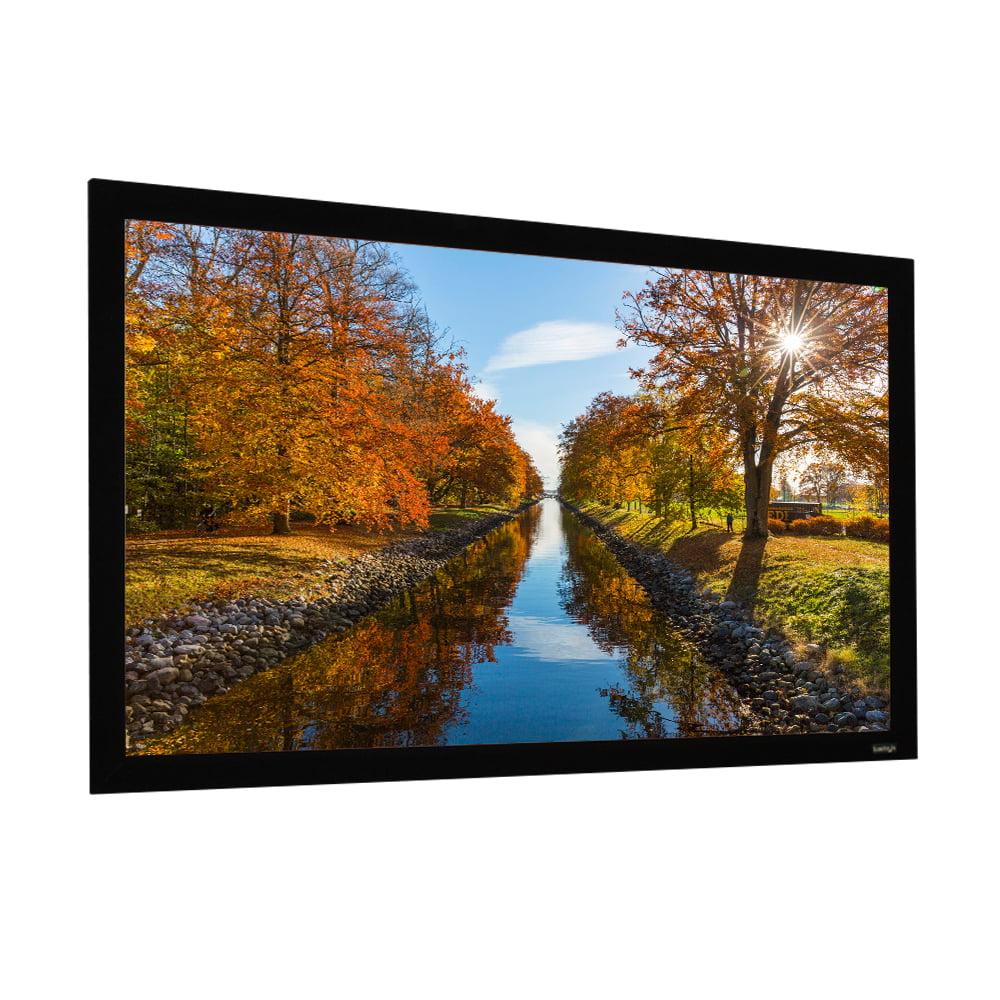 Elunevision Elara 92 12 Gain Fixed Frame Projector Screen