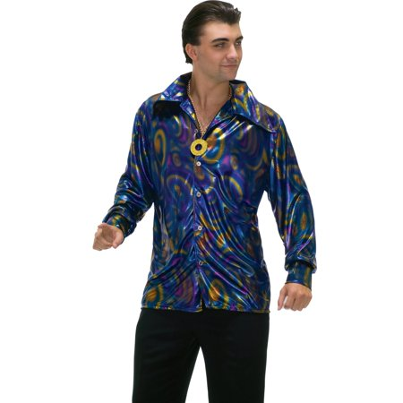 Dynomite Dude Adult Halloween Shirt Costume, Size: Men's - One Size for $<!---->