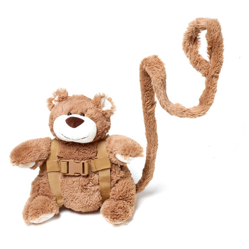 Animal Planet Bear Backpack Harness by HIS