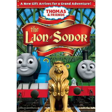 Sodor Oil (Thomas and Friends: The Lion of Sodor (Vudu Digital Video on Demand) )
