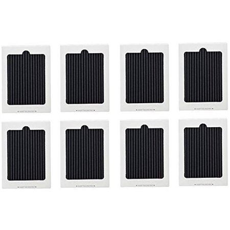 Replacement Frigidaire Pure Air Ultra Refrigerator Air Filters, Also Fits Electrolux, Compare to Part # EAFCBF PAULTRA 242061001 241754001, (8)