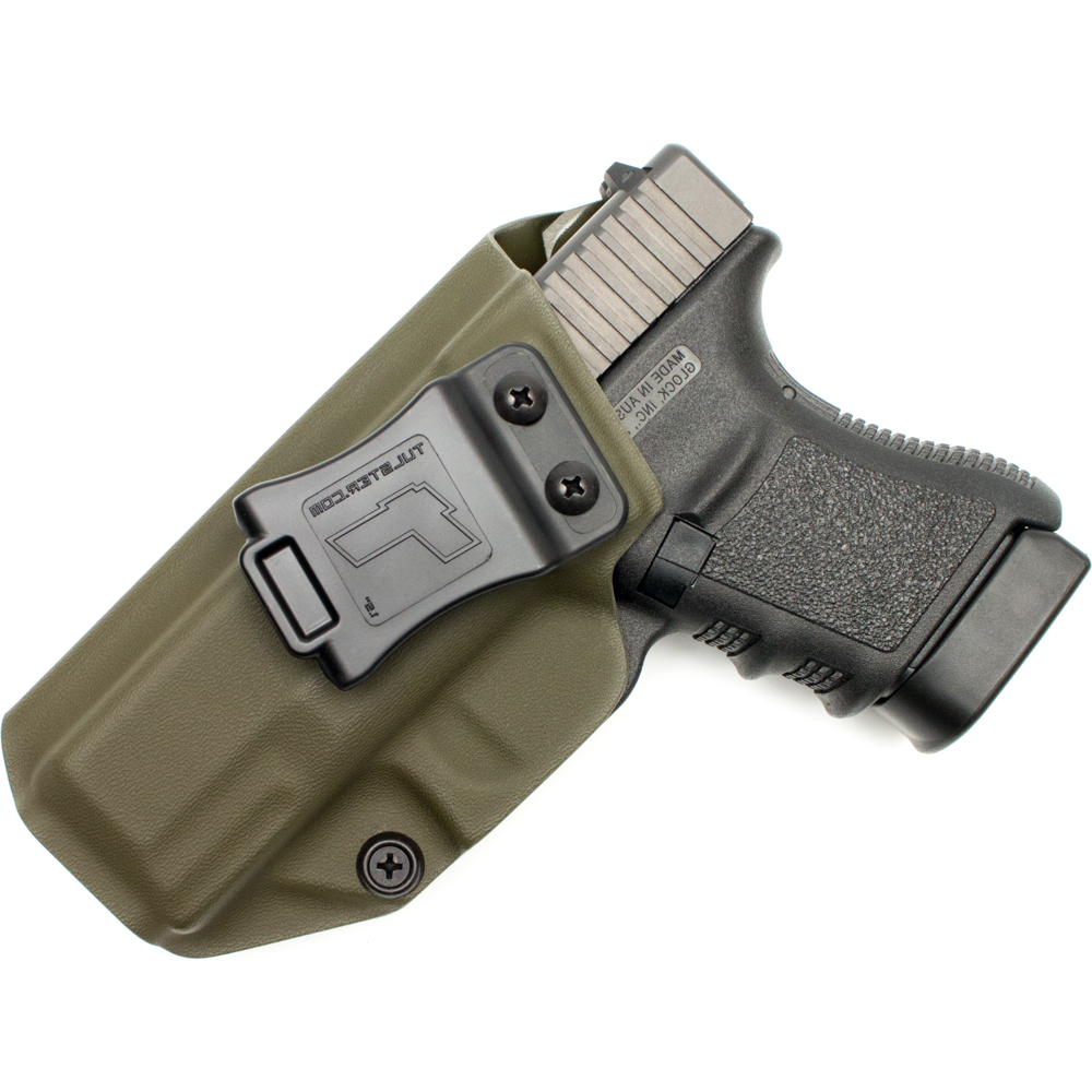Glock 29 29sf 30 30sf Profile Holster Left Hand by Tulster, LLC