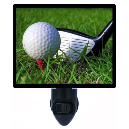 Night Light - Photo Light - Golf - - Night Golf