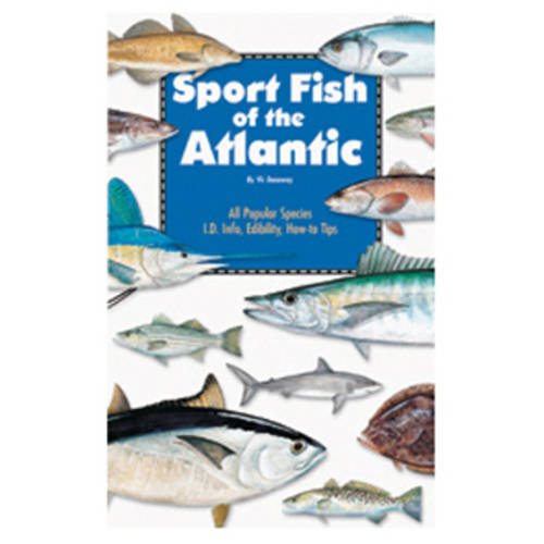 Sport Fish of the Atlantic Fishing Book