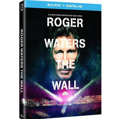 Roger Waters The Wall (Blu-ray + Digital HD) (Widescreen)