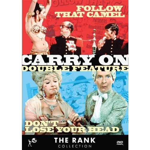 Carry On Double Feature: Volume One - Follow That Camel / Don't Lose Your Head (Widescreen)