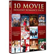 10 Movie Holiday Romance Pack by Gaiam