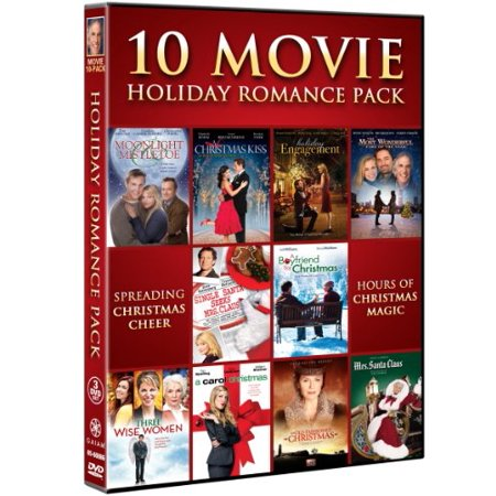 10 Movie Holiday Romance Pack for $<!---->
