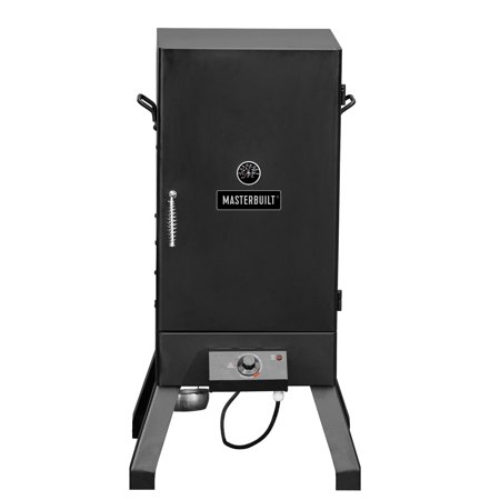 Masterbuilt 30″ Analog Electric Smoker with 2 Smoking Racks