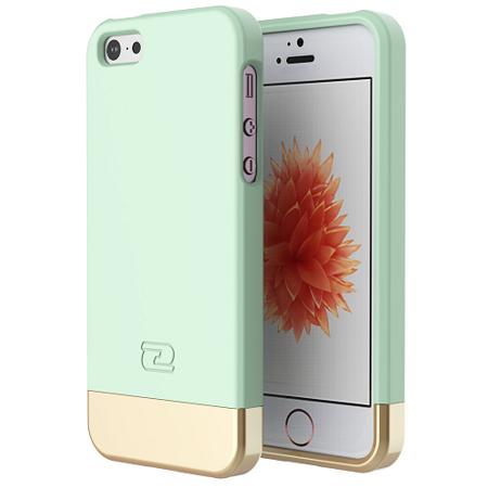 Encased Gems - iPhone 5 SE Case, Encased (SlimShield Series) Ultra Thin Hybrid Cover