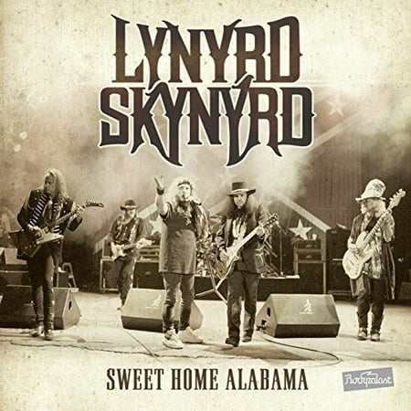 Sweet Home Alabama Live at Rockpalast (Vinyl) (Alabama Roll On)