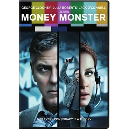 Money Monster (DVD) - Monster High Movies List In Order