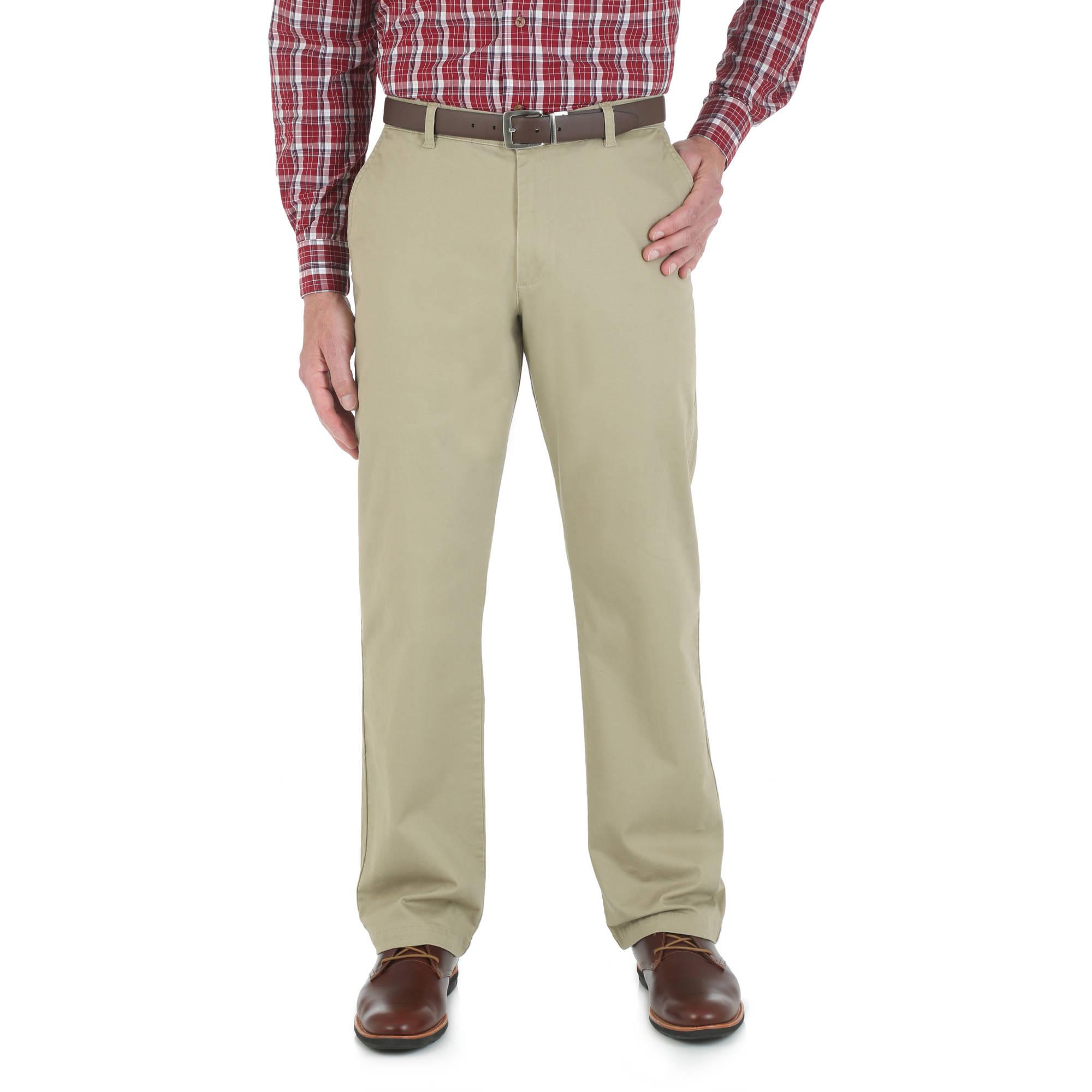 Wrangler Men's Advanced Comfort Performance 4Way Flex Pant