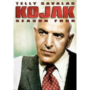 Kojak: Season Four (DVD)