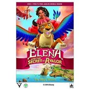 Elena And The Secret Of Avalor (Widescreen) by Buena Vista