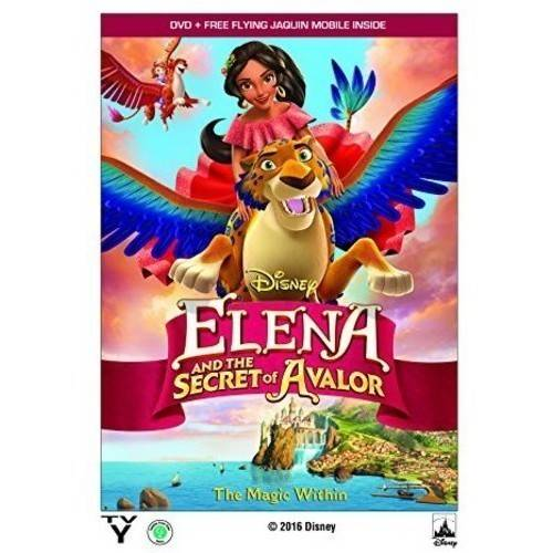 Elena And The Secret Of Avalor (Widescreen)