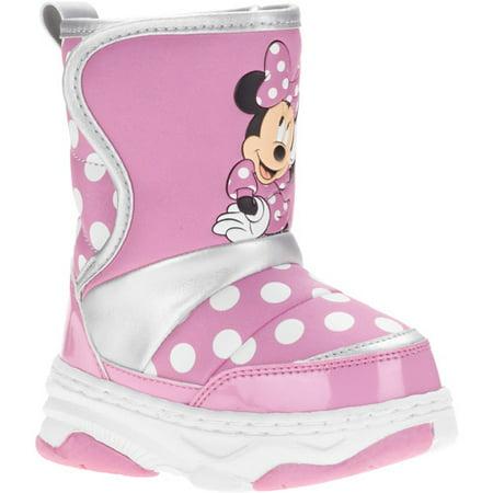 Disney - Disney - Disney Winter Boots - Walmart.com