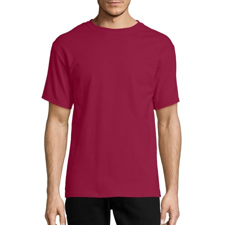 Big Men's Tagless Short Sleeve