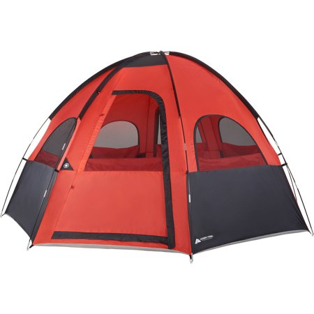 Ozark Trail 8-Person Geodesic-like Dome Tent with 2 Entrances - Best
