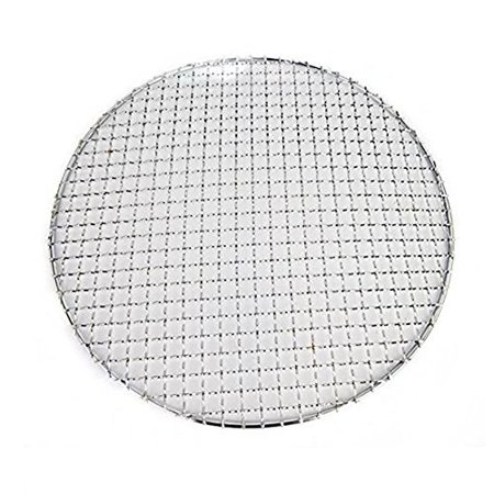 Bbb Race (Loghot Multi-Purpose Stainless Steel Cross Wire Round Steaming Cooling Barbecue Racks/Grills/Pan Grate/Carbon Baking Net (Diameter-12.1)