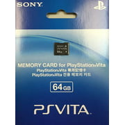 Sony PS Vita 64gb Card for PlayStation Vita with HNV® minicase (64GB)