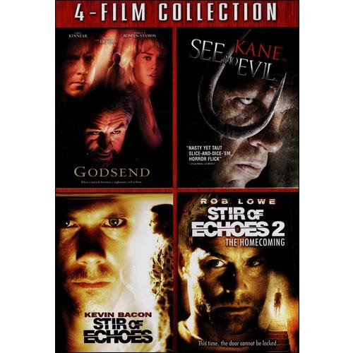 After Dark Horrorfest: Godsend / See No Evil / Stir Of Echoes / Stir Of Echoes 2: The Homecoming (Widescreen)