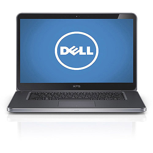 "Dell Silver 15.6"" XPS15 XPS15-9062SLV Laptop PC with Intel Core i7-3210M Processor and Windows 8"