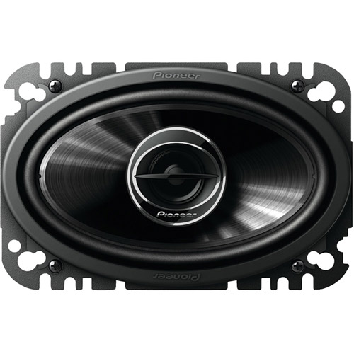 "Pioneer 4"" x 6"" 200-Watt 2-Way G-Series Speakers TSG4645R by Pioneer"