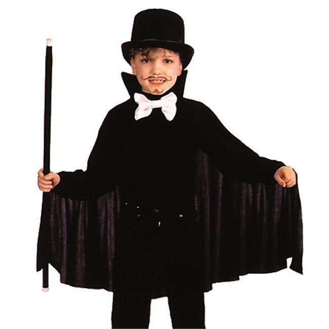 Costumes For All Occasions AA20BK Cape enfant 26Dans Noir - image 1 de 1