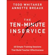The Ten-Minute Inservice - eBook
