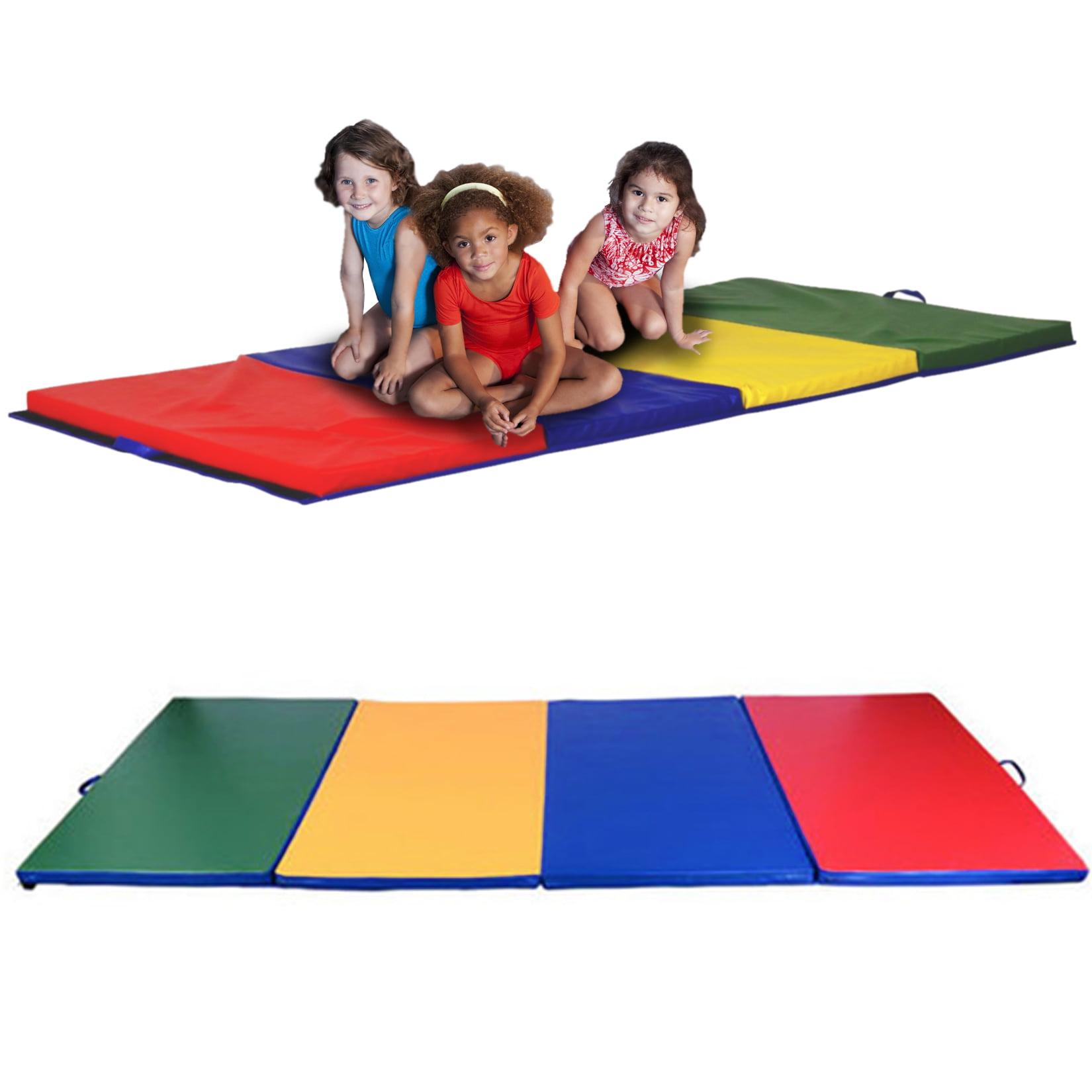 Rainbow 4 X6 X2 Quot Gymnastics Gym Folding Exercise Aerobics