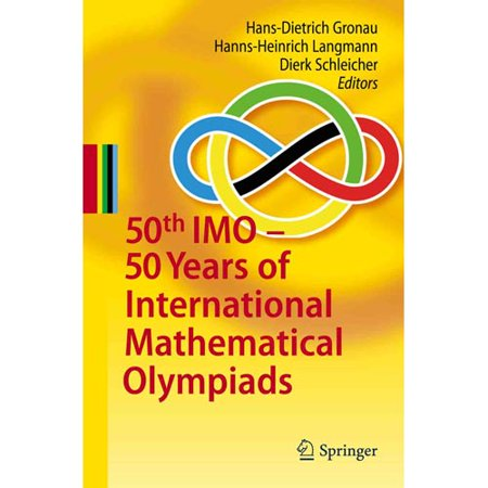 50Th Imo  50 Years Of International Mathematical Olympiads