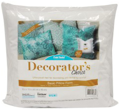 "Fairfield Decorator's Choice Pillow Insert, 18"" x 18"", 1 Each"