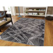 large rugs for living room. Contemporary Area Rugs 5x7 on Clearance 5 by 7 Rug for Living Room  Gray