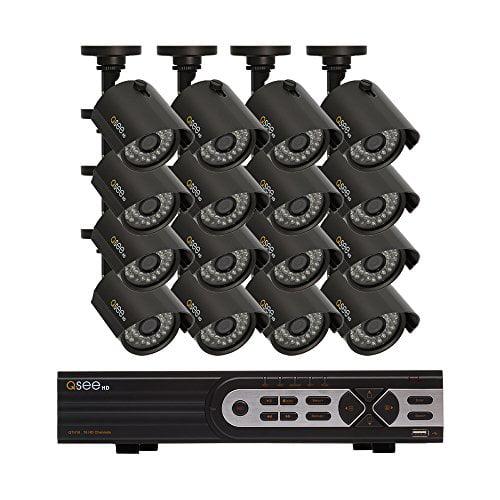 Digital Peripherals Q-See QTH916-16AG-2 16 Channel 720p A...