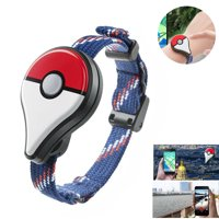 Lemonbest Bluetooth Wristband Smart Watch Bluetooth Bracelet Game Accessory for Nintendo Pokemon GO Plus