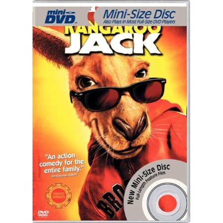 Kangaroo Mint - Kangaroo Jack (Mini-DVD)
